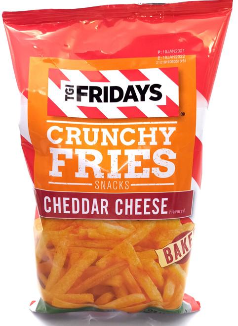 TGI Fridays Cheddar Cheese Sticks  4.5 oz