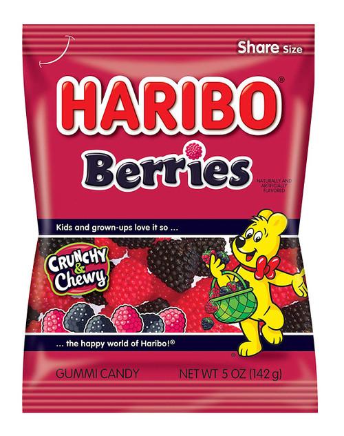 Haribo - Berries 142g