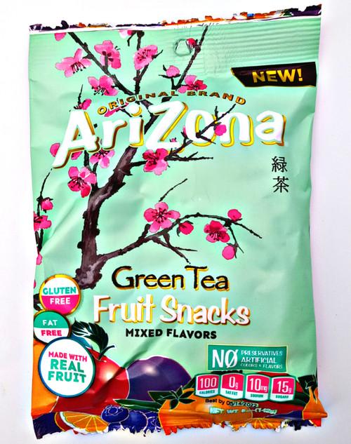 Arizona Fruit Snacks - Green Tea Gummies