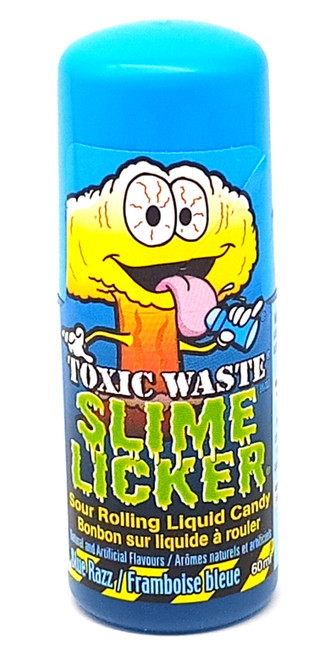 Toxic Waste Slime Licker Blue Razz
