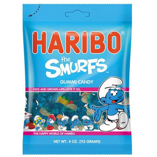 Haribo - Smurfs 113g