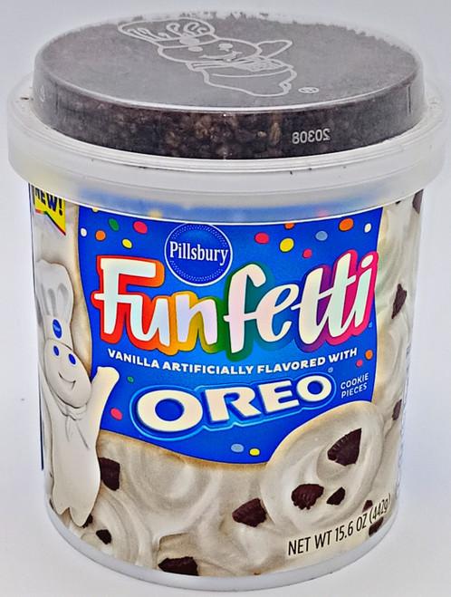Funfetti Oreo Frosting