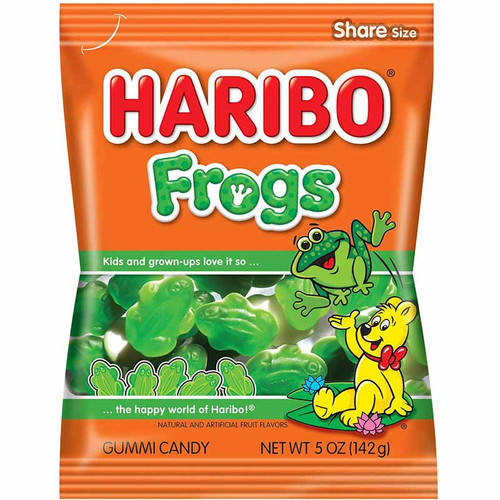 Haribo - Frogs 142g