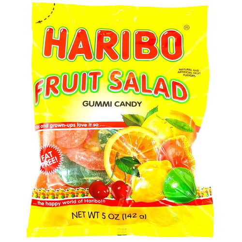Haribo - Fruit Salad 142g