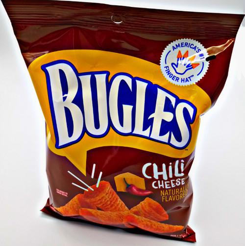 Bugles Chili Cheese