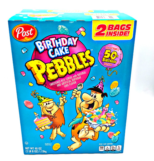 Pebbles Birthday Cake - 2 Bags
