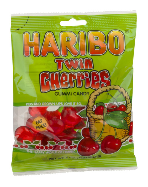 Haribo - Twin Cherries 142g