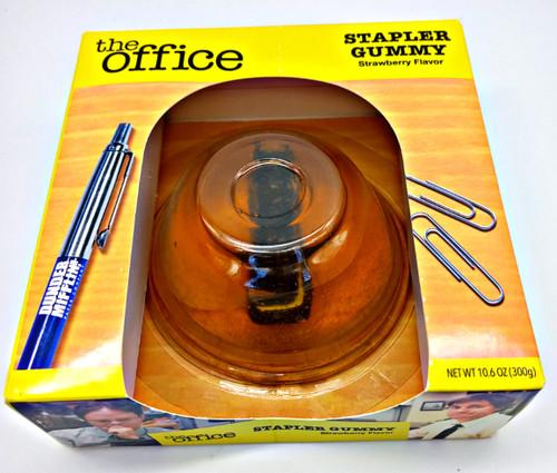 The Office Stapler Gummy Box
