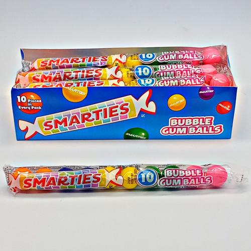 Smarties 10pcs Bubblegum Balls