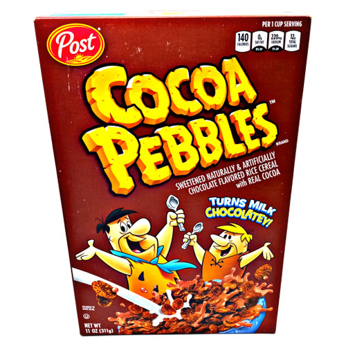 Cocoa Pebbles Cereal