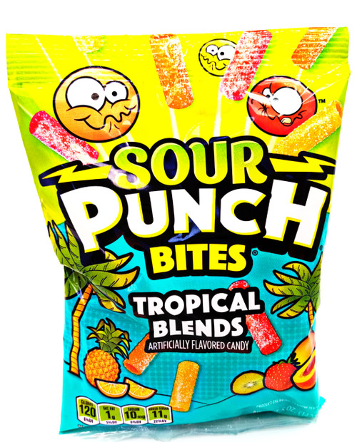 Sour Punch BitesTropical Blends