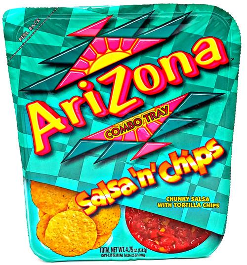 Arizona Combo Tray Salsa n Chips