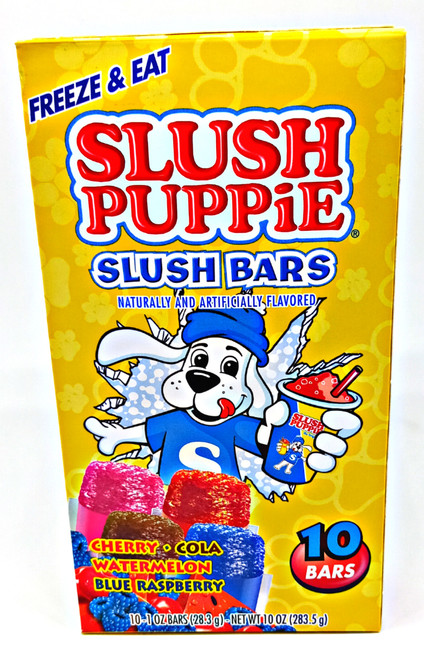 Slush Puppie Freezie 10 Pk