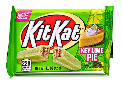Kit Kat Key Lime Pie