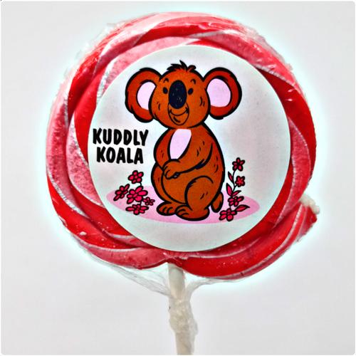 Kuddly Koala Comic Pops