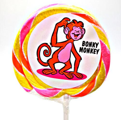 Bonky Monkey Comic Pops