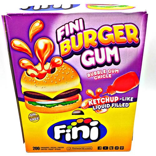 Fini Burger Bubblegum