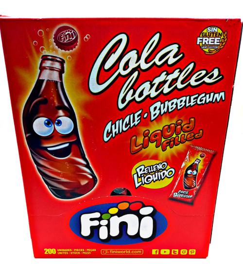 Fini Cola Bottles Liquid Bubblegum