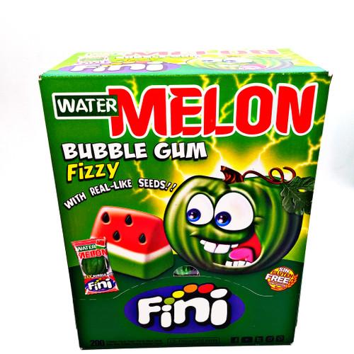 Fini Watermelon  Fizzy Bubblegum