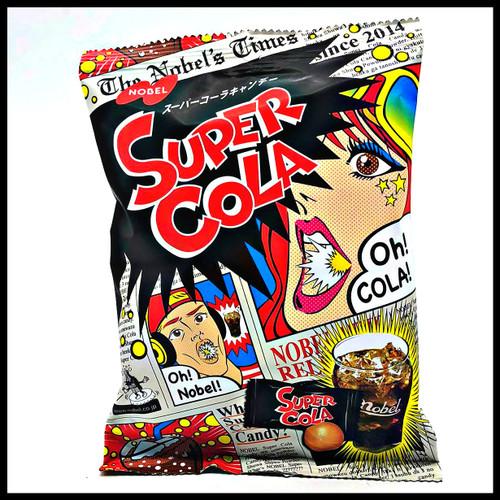 Nobel Super Sour Cola Candy