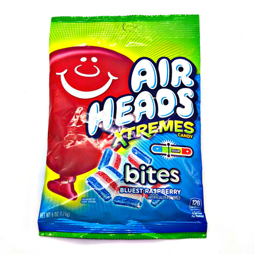 AirHeads Extremes Bluest Raspberry