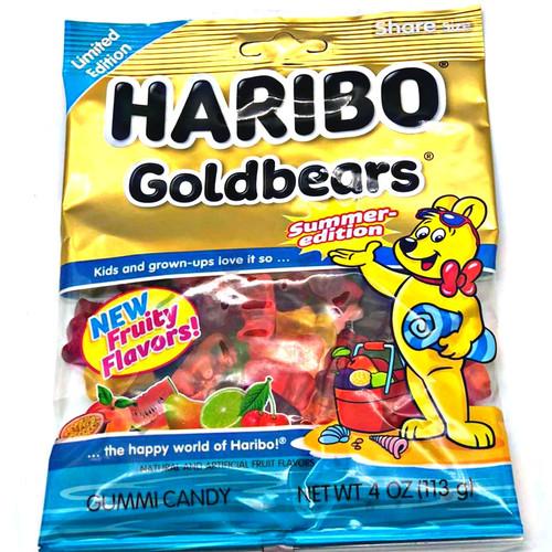 Haribo Goldbears - Summer edition