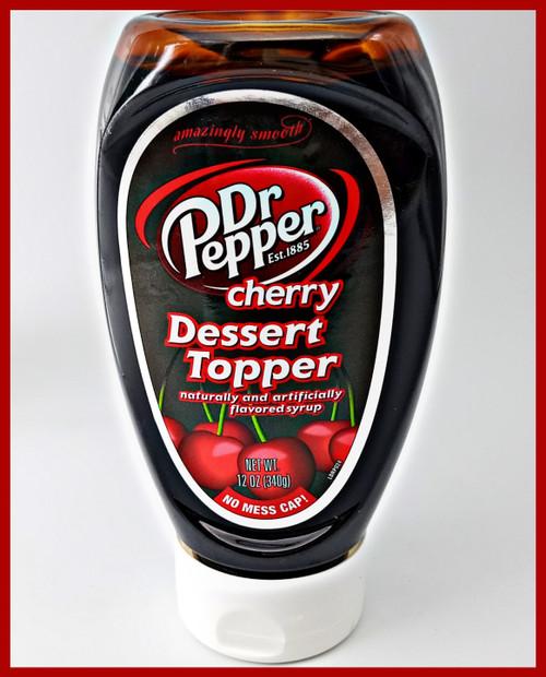 Dr. Pepper Desert Topper Cherry Flavor