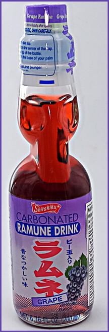 Ramuné Soda Grape Flavor