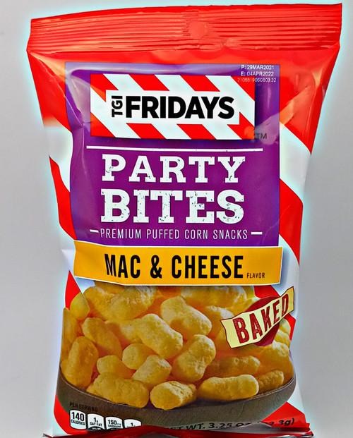 TGI Fridays Extreme Mac n' Cheese Party Bites