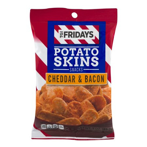 TGI Fridays Cheddar Bacon Potato Skins