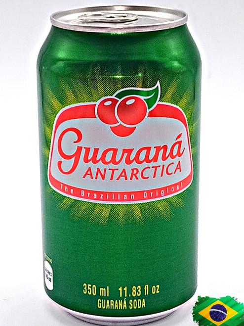 Guarana Antarctica Brazilian Soda