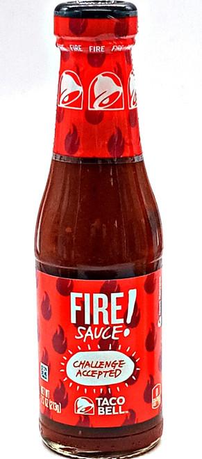 Taco Bell Sauce Fire