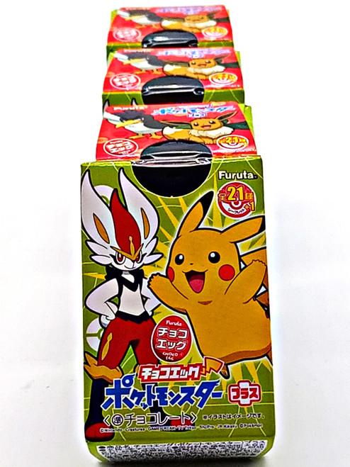Furuta Choco Egg Pokémon