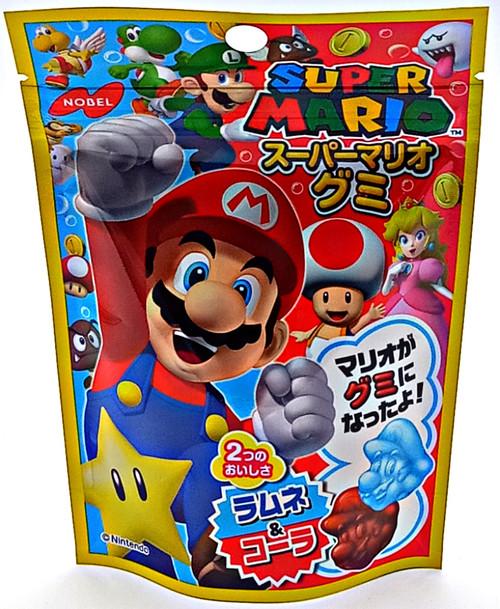Nobel Super Mario Gummies