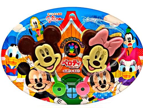 Glico Mickey & Minnie Lollipops