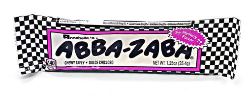 Abba Zabba Mystery Flavor