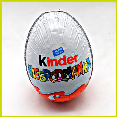 Kinder Niespodzianka Egg Marvel