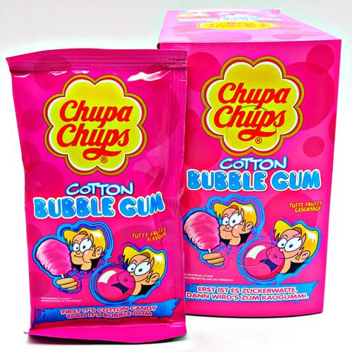 Chupa Chups Cotton Bubble Gum
