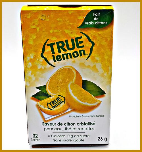 True Lemon crystallized Lemon Flavour