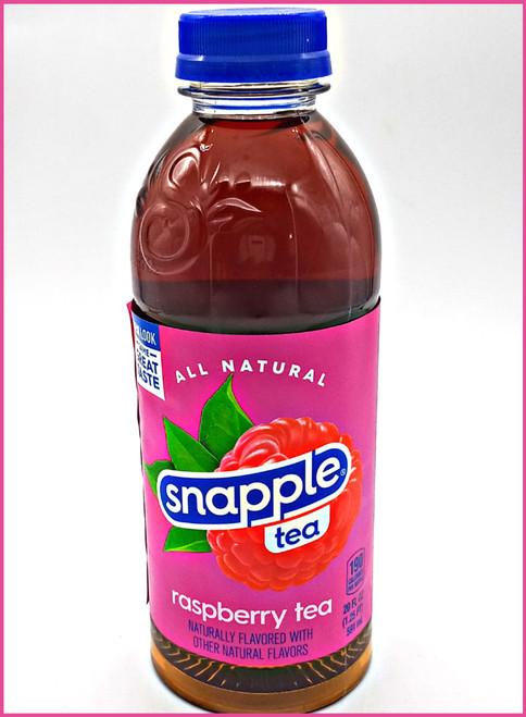 Snapple Tea -  Raspberry Tea