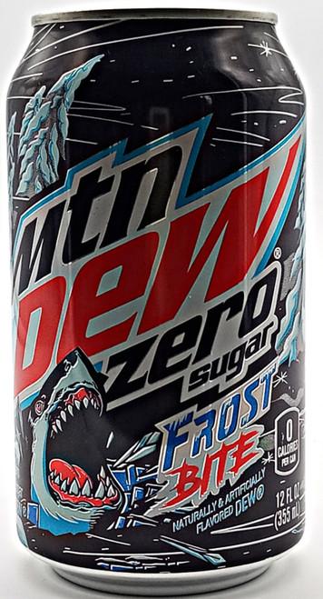 Mountain Dew Frostbite Zero Sugar