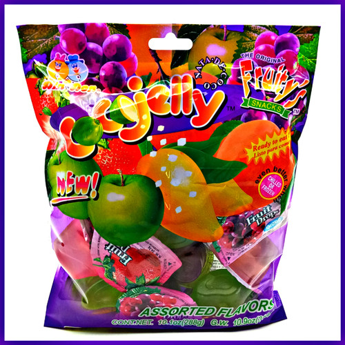 Fruity's Coco Jelly Fruit Drops