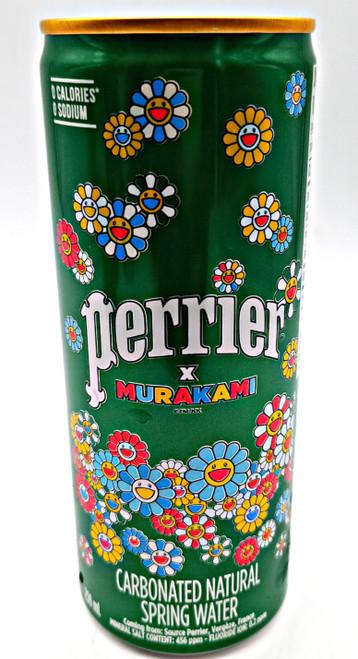 Murakami x Perrier Carbonated Natural Spring Water