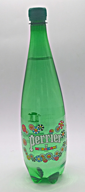 Perrier x Murakami Carbonated Natural Spring Water 1L