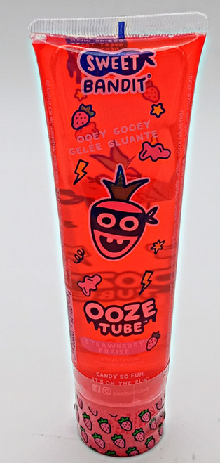 Ooze Tube Strawberry Candy