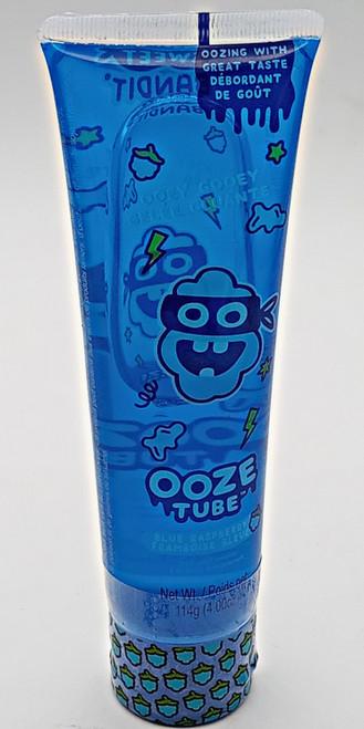 Ooze Tube Blue Raspberry Candy