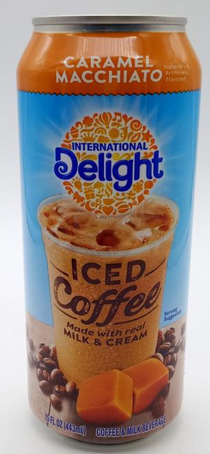 Delight Iced Coffee Caramel Macchiato