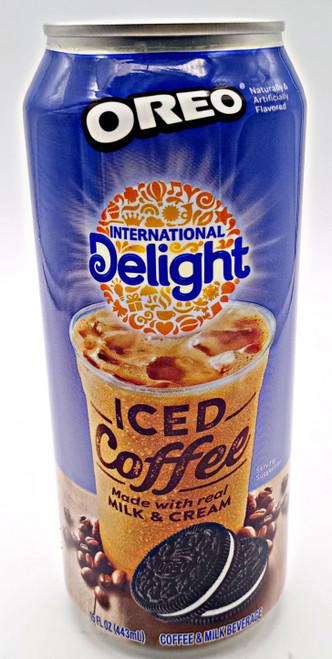 Delight Iced Coffee Oreo