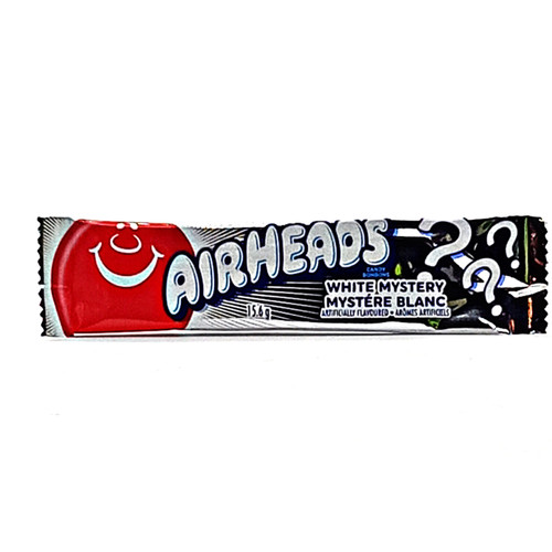 AirHeads Taffy White Mystery Flavor