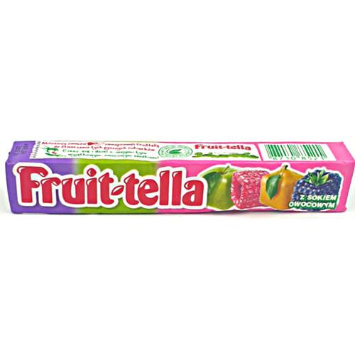 Fruit-Tella Fruity Garden - Europe